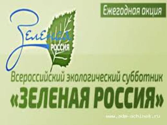 Экологический субботник